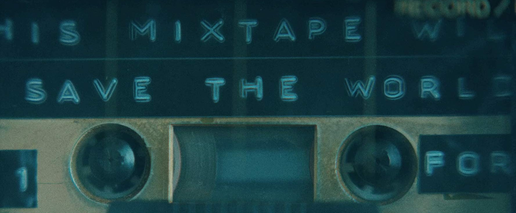 Mixtape is right. It's an eclectic soundtrack.
