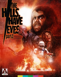 - The Hills Have Eyes 2 [Limited Edition]The hills are once again alive with the sound of screaming in Wes Craven's hugely entertaining follow-up to his own groundbreaking 1977 The Hills Have Eyes.BLU-RAYSKU: AV223 UPC: 760137280682 SRP: 49.95 (NEW PRICE)Street Date: 09/17/19 PreBook Date: 08/13/19Label: Arrow Video Genre: HorrorLanguage: EnglishRun Time: 86 mins