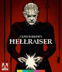 - HellraiserBased on his own novella The Hellbound Heart, Clive Barker's Hellraiser sees Larry (Andrew Robinson) and his wife Julia (Clare Higgins) move into their new home, unaware that something evil lurks beneath the floorboards of the dilapidated house - something that wants human blood...BLU-RAYSKU: AV236UPC: 760137291183SRP: 39.95Street Date: 09/24/19PreBook Date: 08/20/19Label: Arrow VideoGenre: HorrorLanguage: EnglishRun Time: 93 mins High-res Cover Art (JPG)