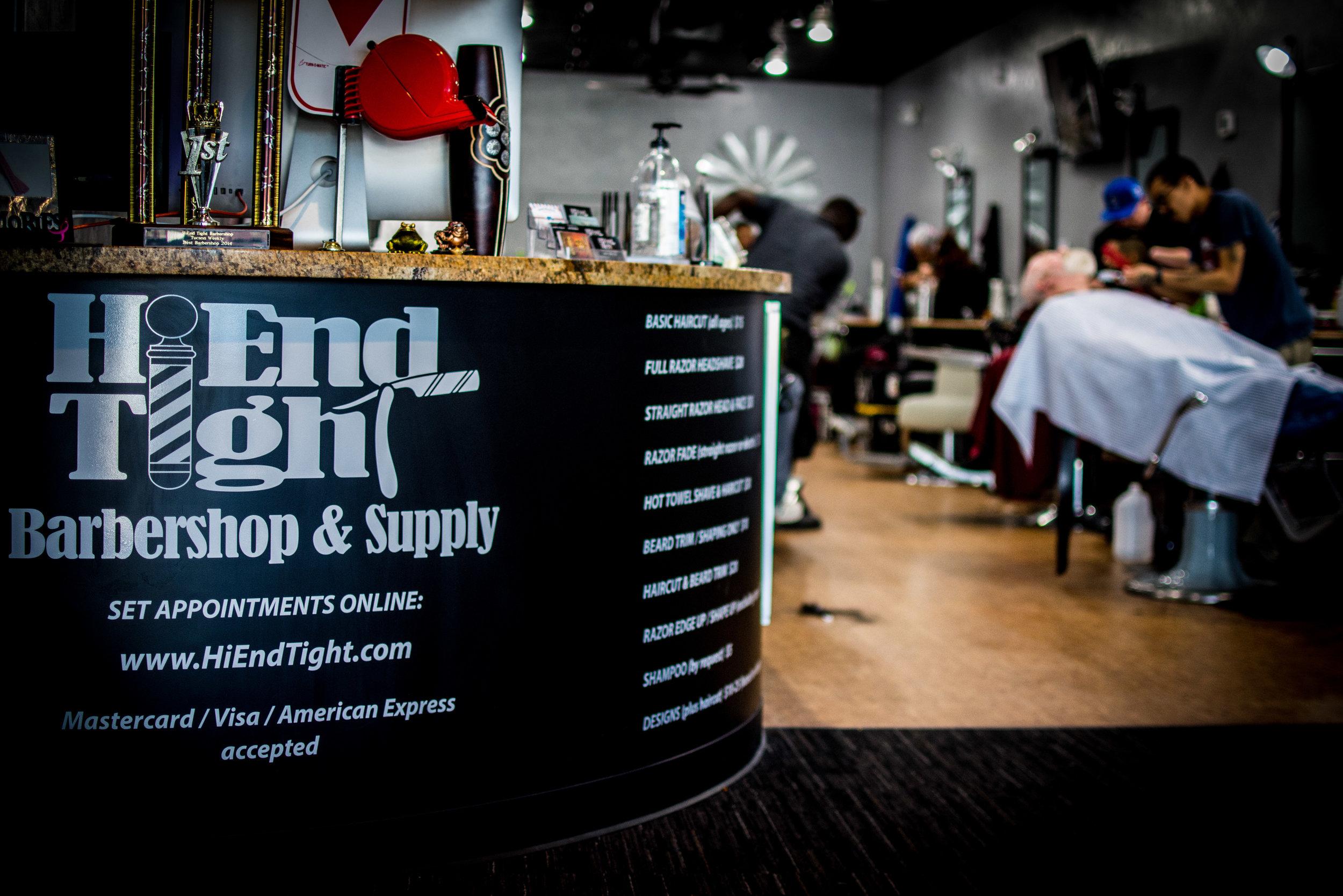 Hiendtight Barbershop Supply