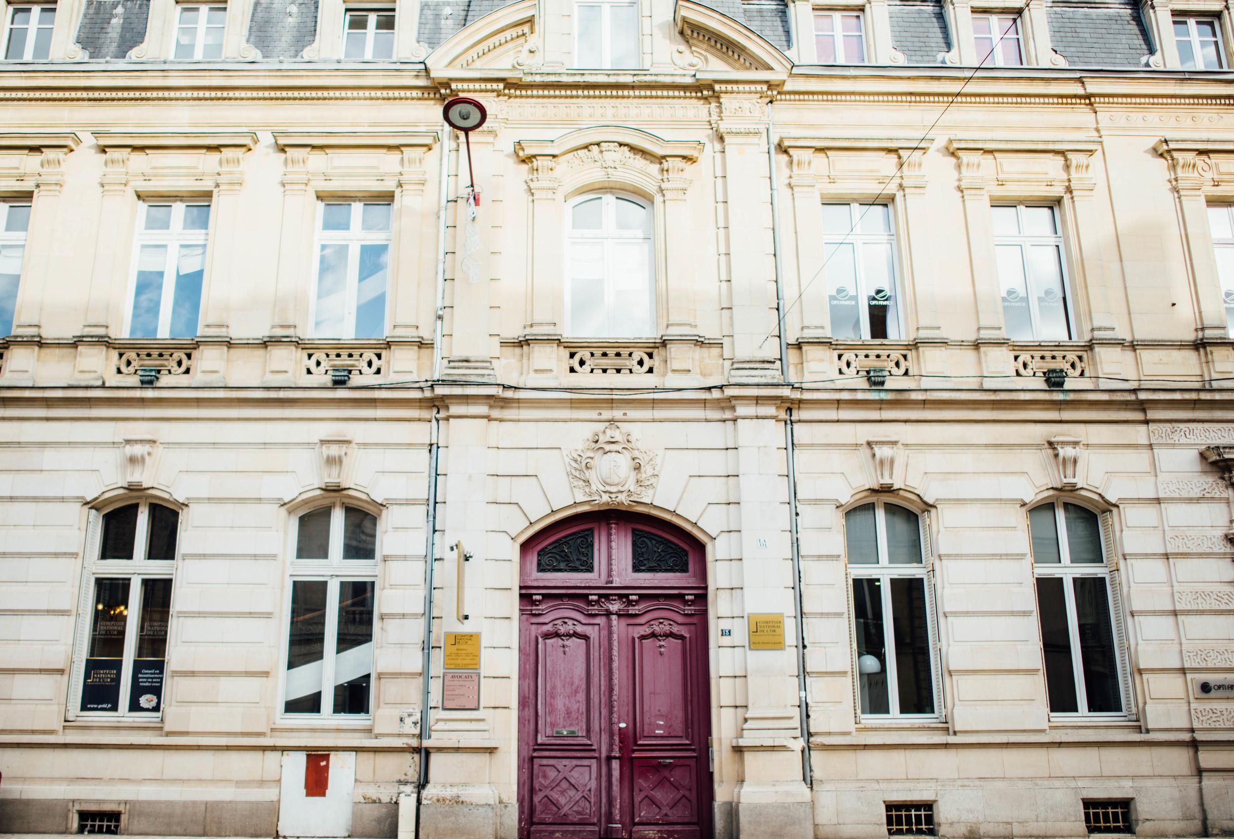 cabinet avocat Le Mans centre ville