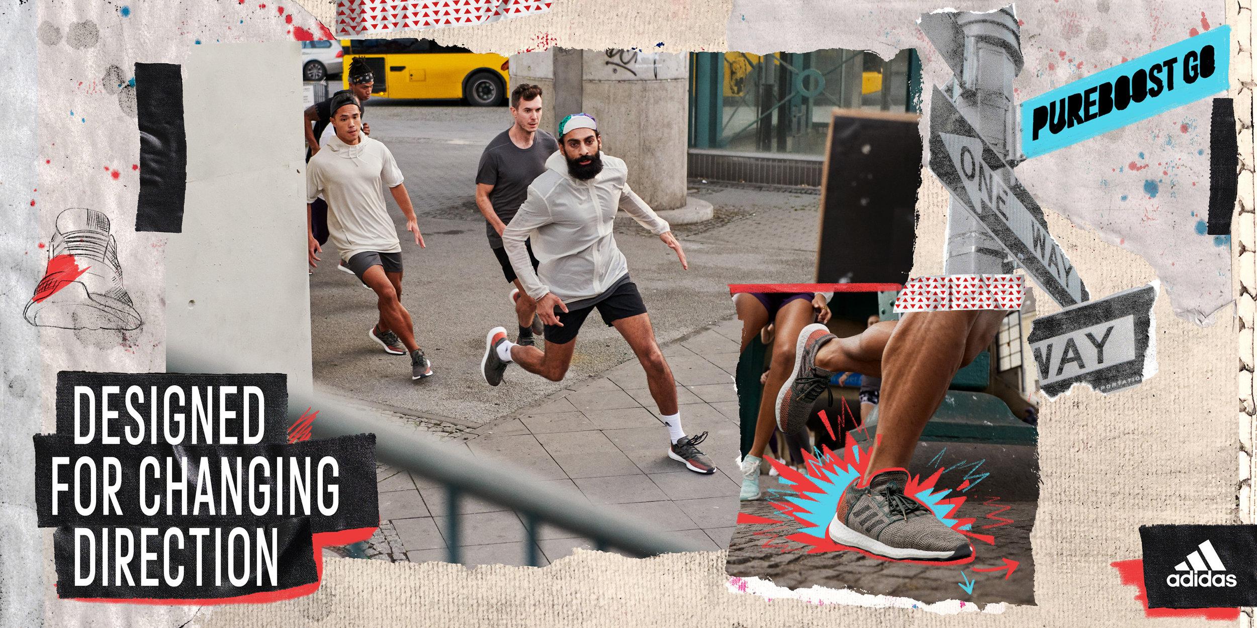 Adidas PowerBoost Go