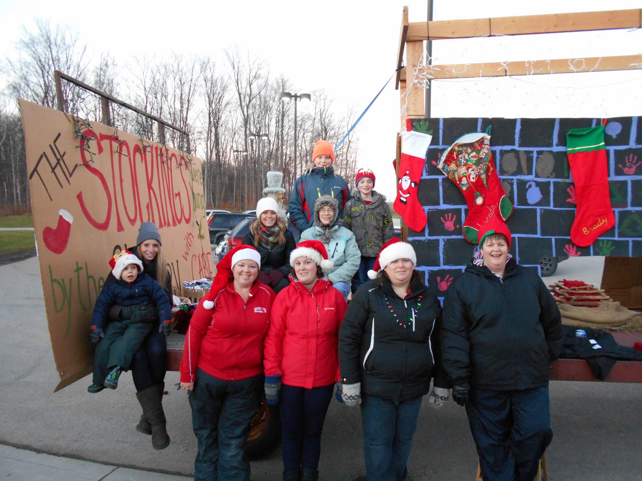 Zurich Santa Claus Parade