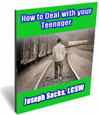 How to Deal with your Teenager, Tribeca Play Therapy, NY, NY