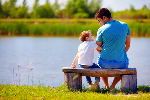 Supporting Children Through a Separation or Divorce