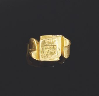A late 19th century gold signet ring   Christie's Sale 5642
