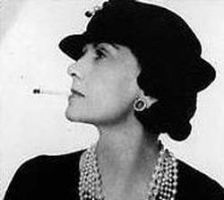 """""""A woman needs ropes and ropes of pearls"""" – Coco Chanel"""