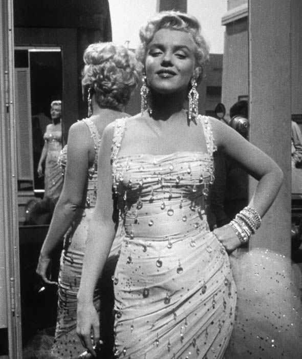Marilyn Monroe c. 1954