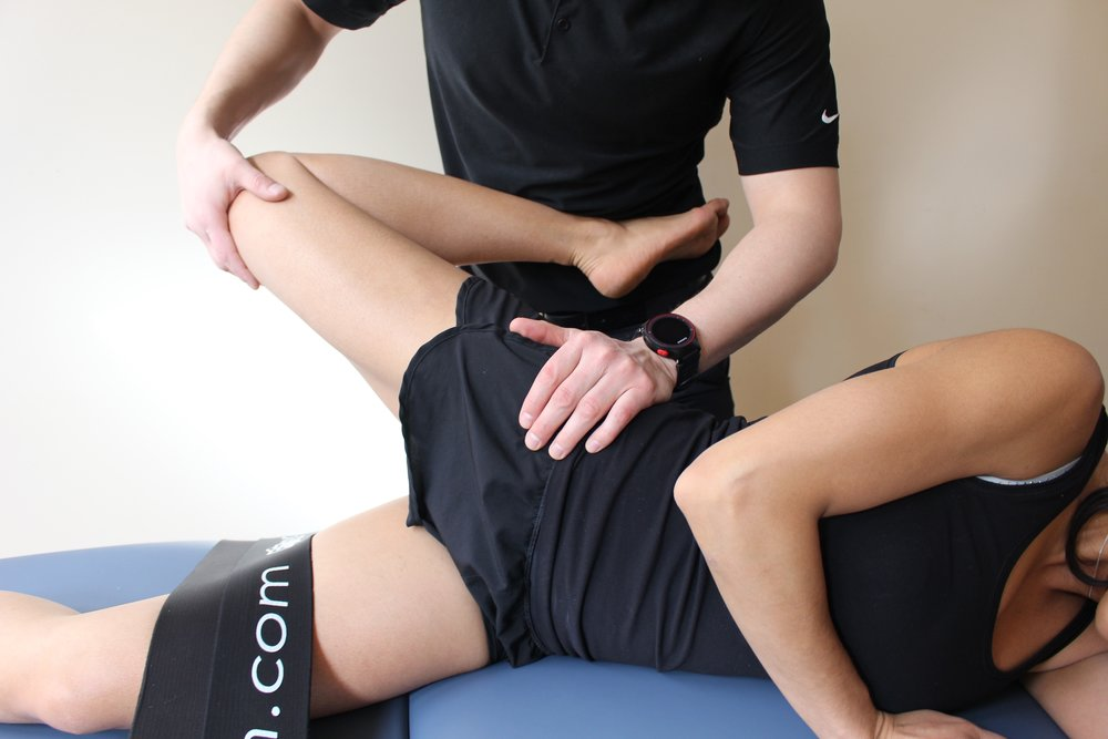 Psoas Fascial Stretch - Runners, Rugby players...trail runners, tennis players, etc.