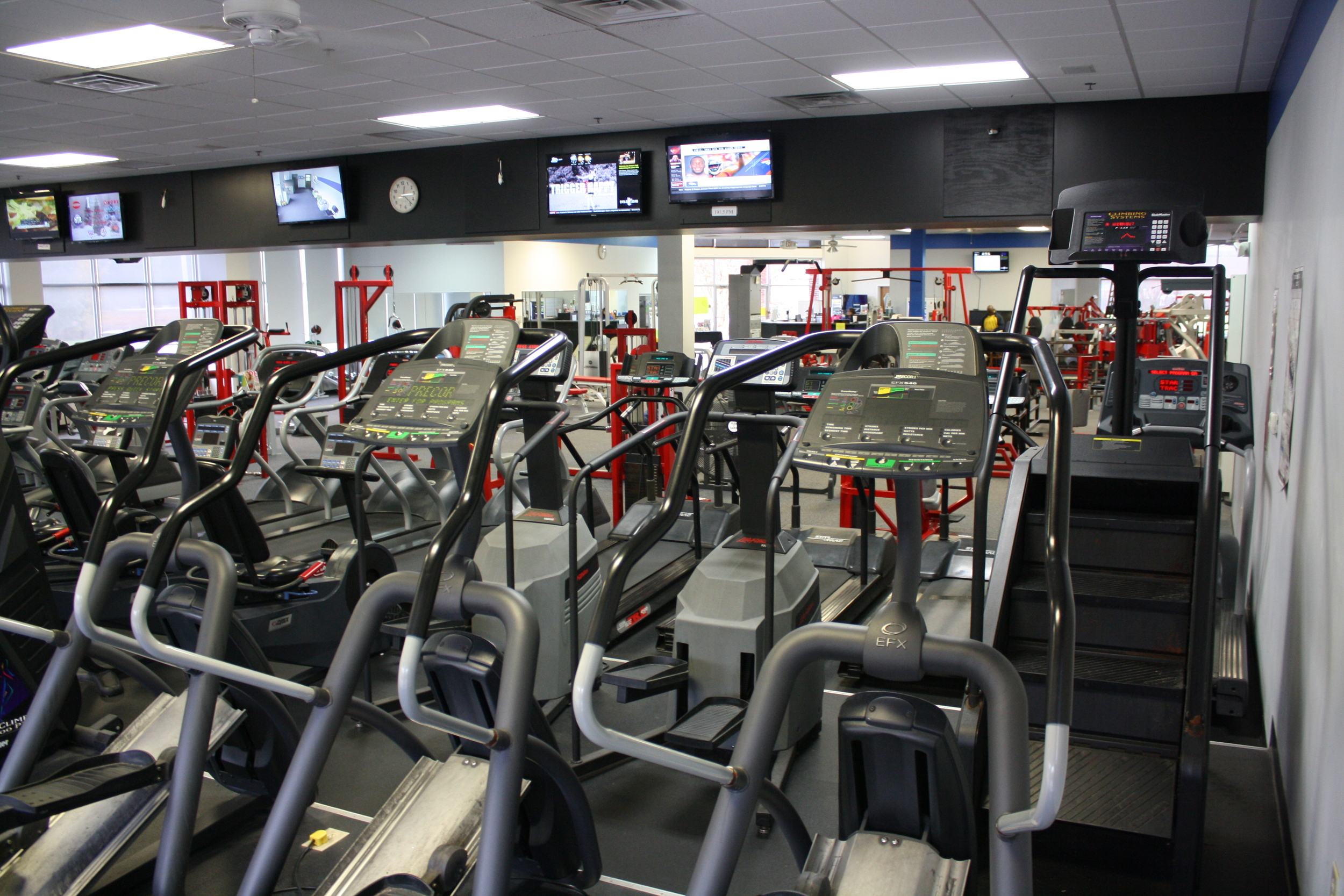 treadmills clayton