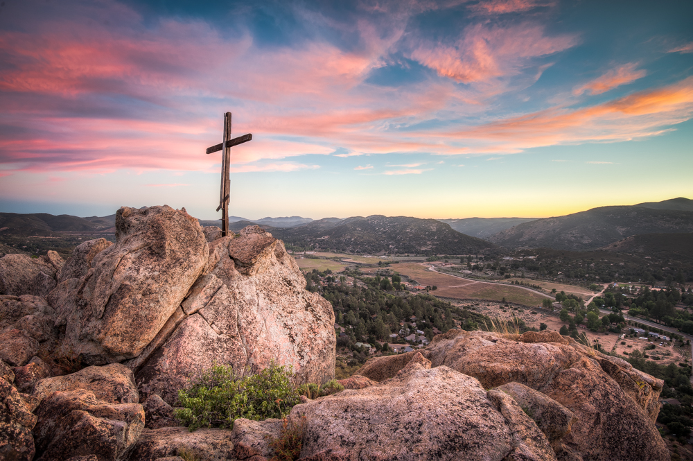 Pine Valley Cross