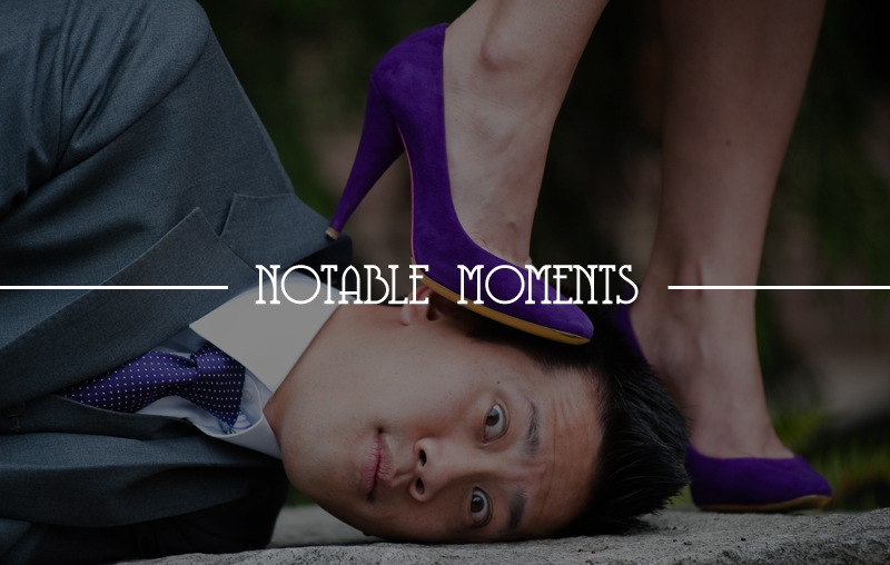 Notable Moments