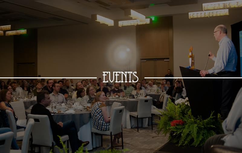 Events, Retreats, & Team building