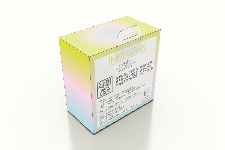 Packaging Design Client: Ikkiusan / Japan