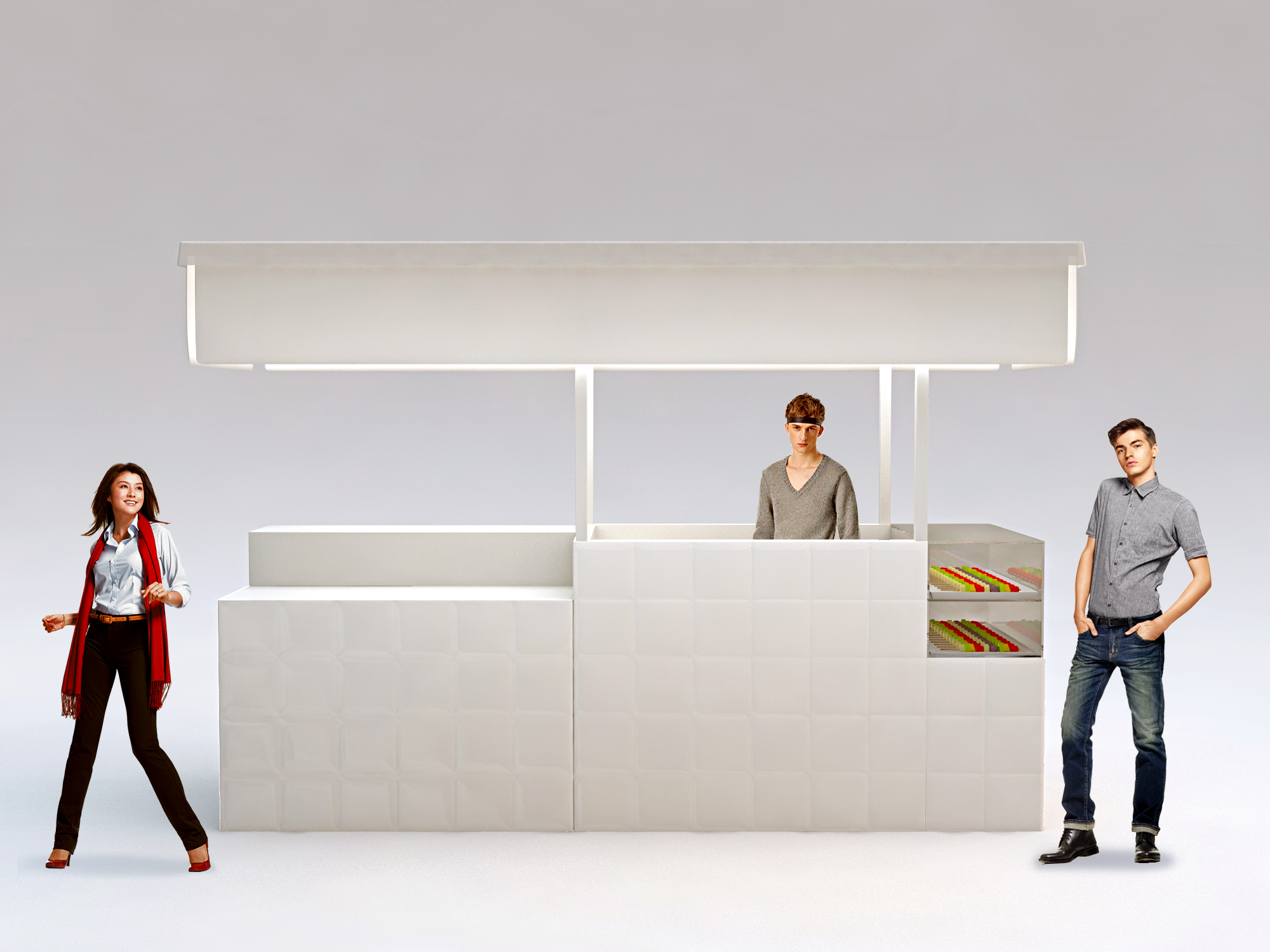 Experience Design Client: Chocolat Factory / Spain