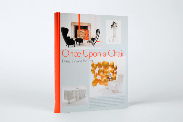 Once Upon a Chair: - Furniture Beyond the IconOnce Upon a Chair is a survey of contemporary trends in design that are influenced by craft, folklore, nature, and technology, especially as it relates to new ways of designing and manufacturing. The book is full of examples and illustrations by well-known and up-and-coming designers, many of which are featured on Daily Icon and many that will surprise and delight you.S. Ehmann, A. Kupetz, S. Moreno, Hardback: 22.7 x 28.1 cm, 272 pagesISBN: 9783899552560
