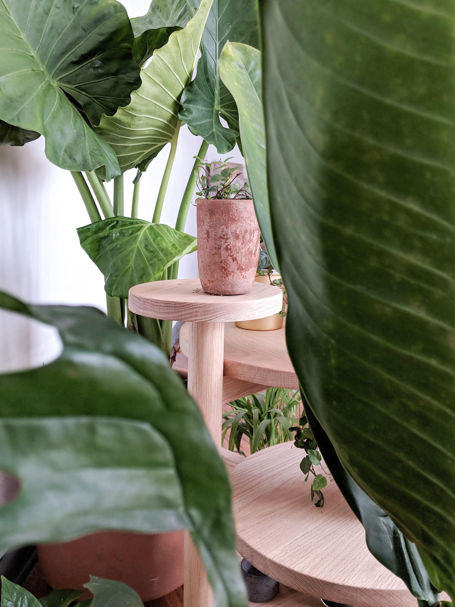 Acuña side table. Detail.