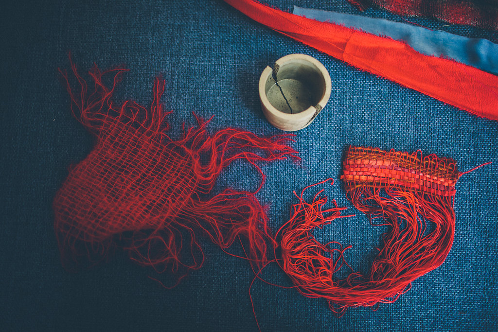 Red Table Teaser / Bliss Editorial / Photography by Abby Lorenz