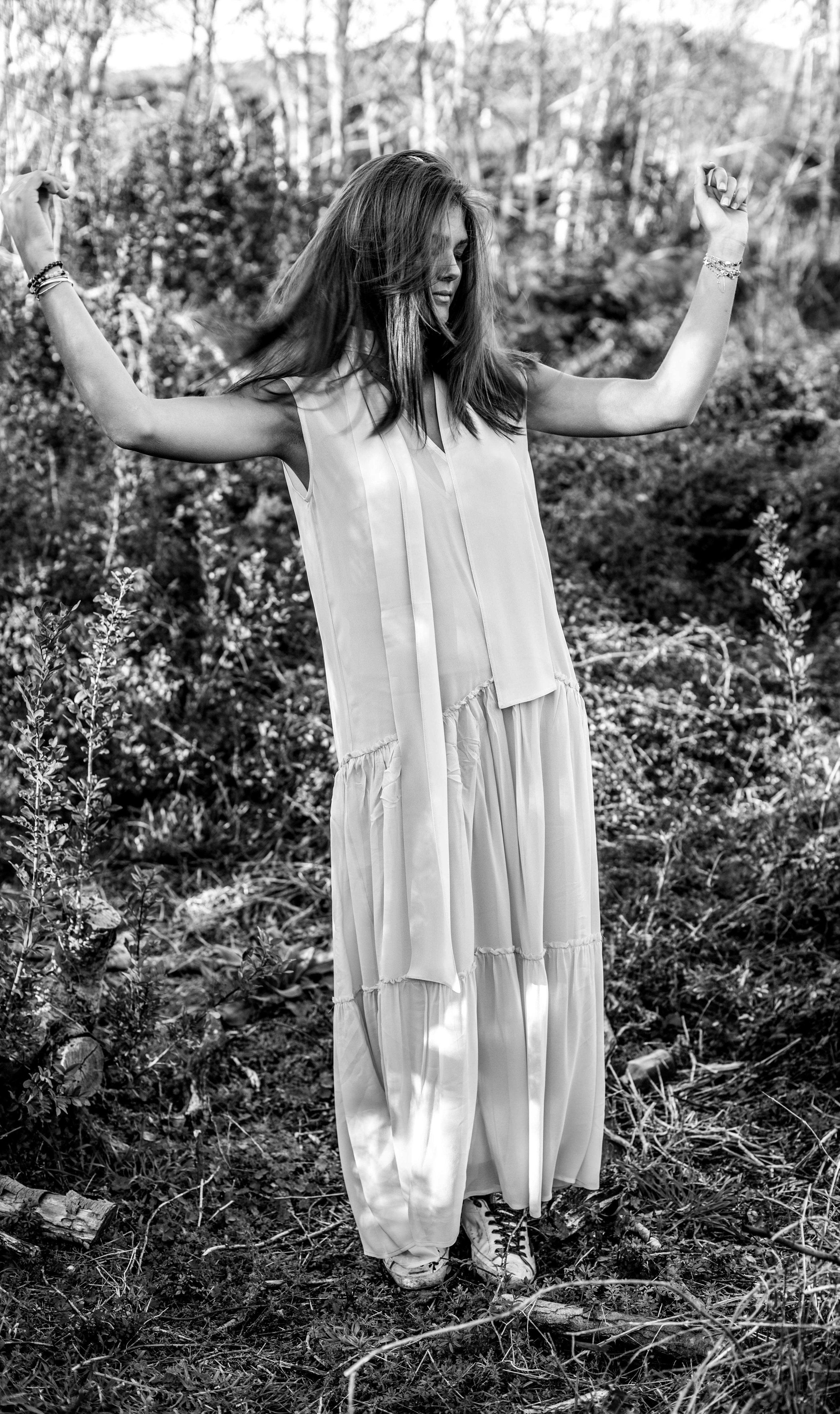 Spring_19 - Découvrez les premières pièces Printemps 2019Photographies : Petra Bernardi StevcikovaModèle : yu.ettori
