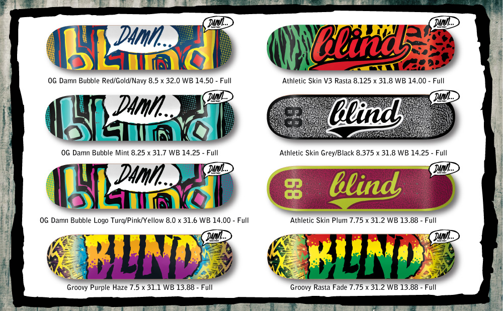Blind Skateboards Holiday 2015 | Damn Good Deal