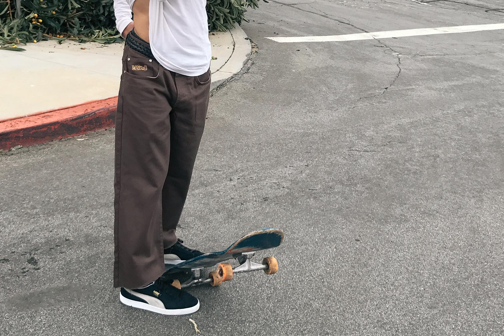 Blind Jeans The Original Skateboarding Jean modern straight fit