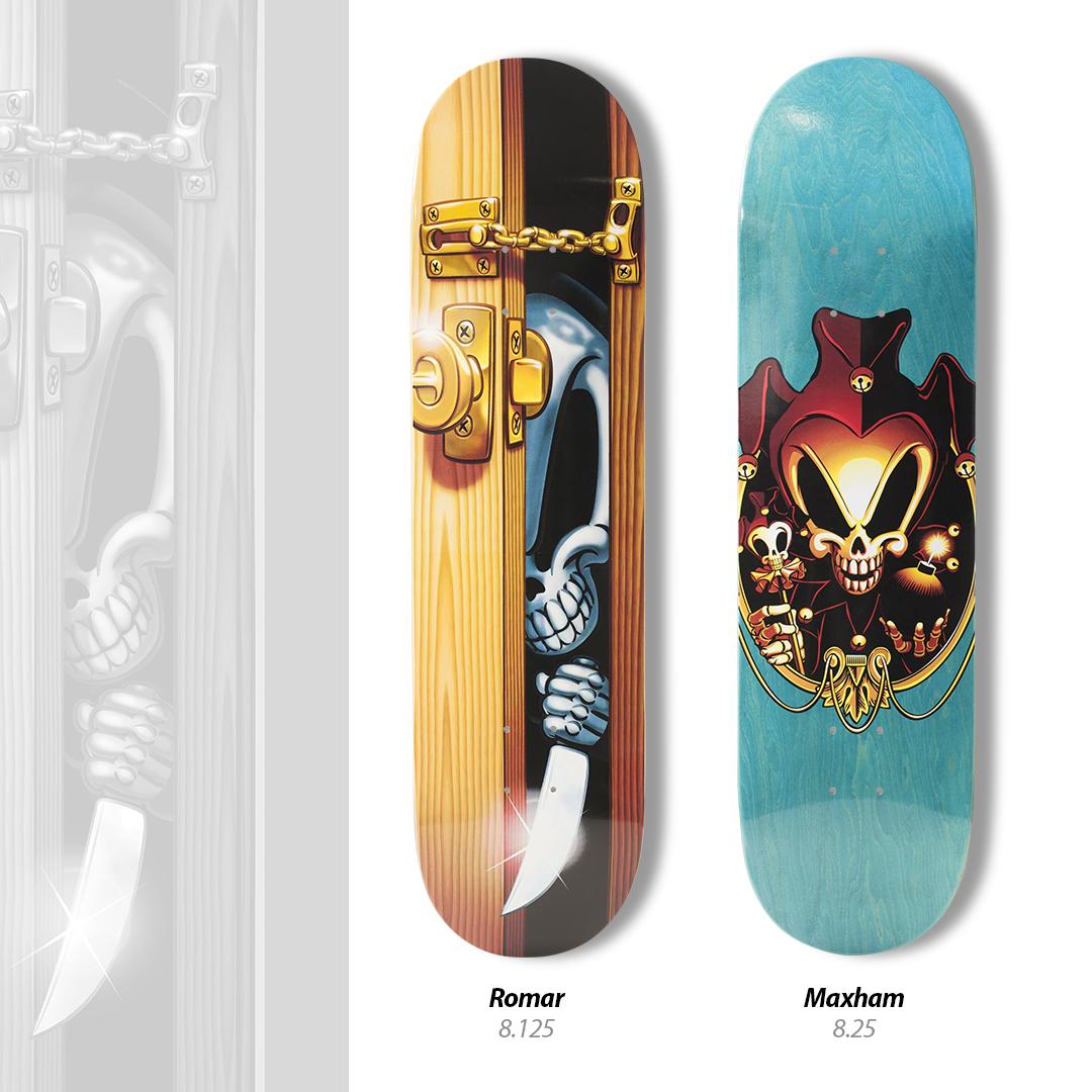Catalog Blind Skateboards