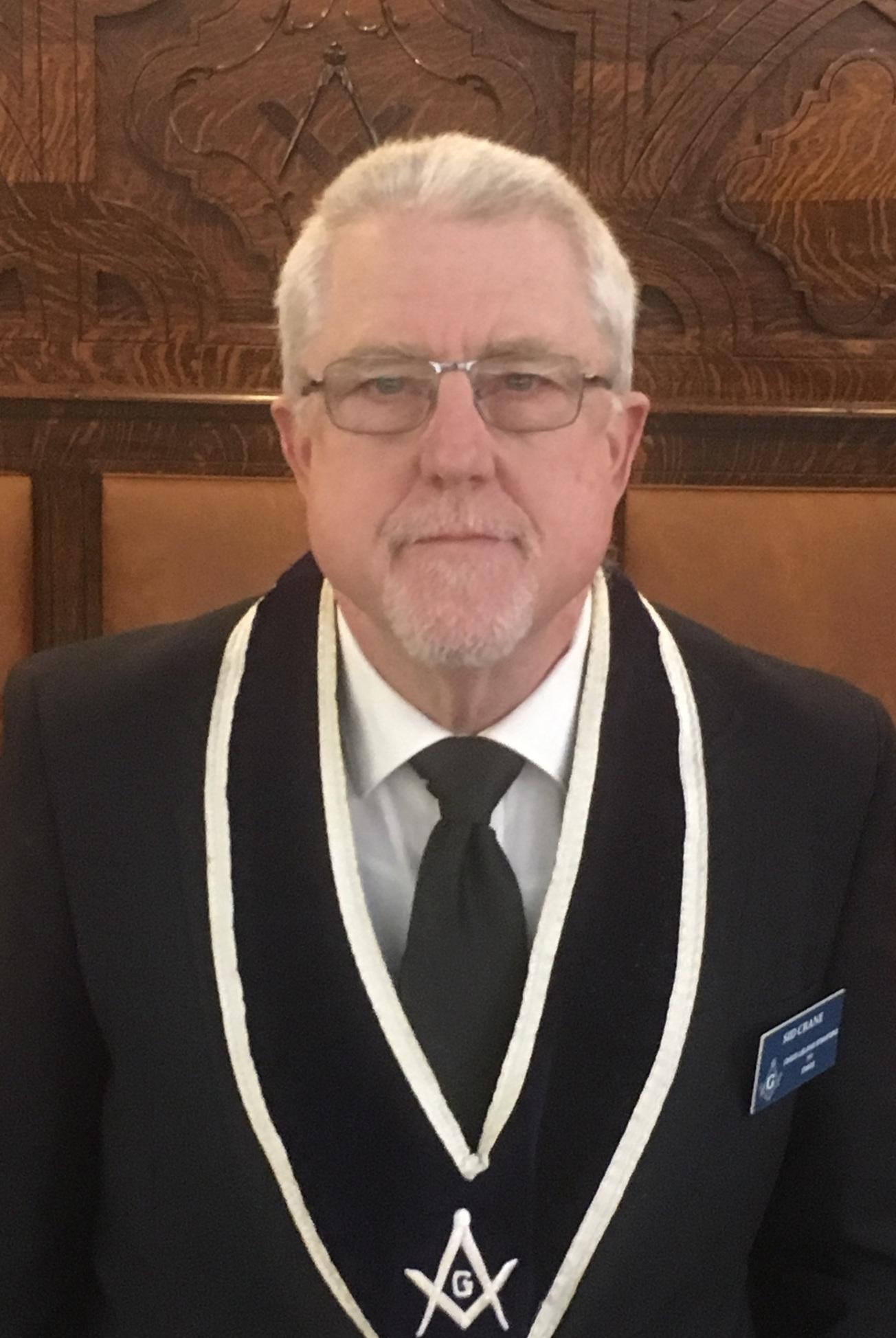 Sid Crane, Secretary