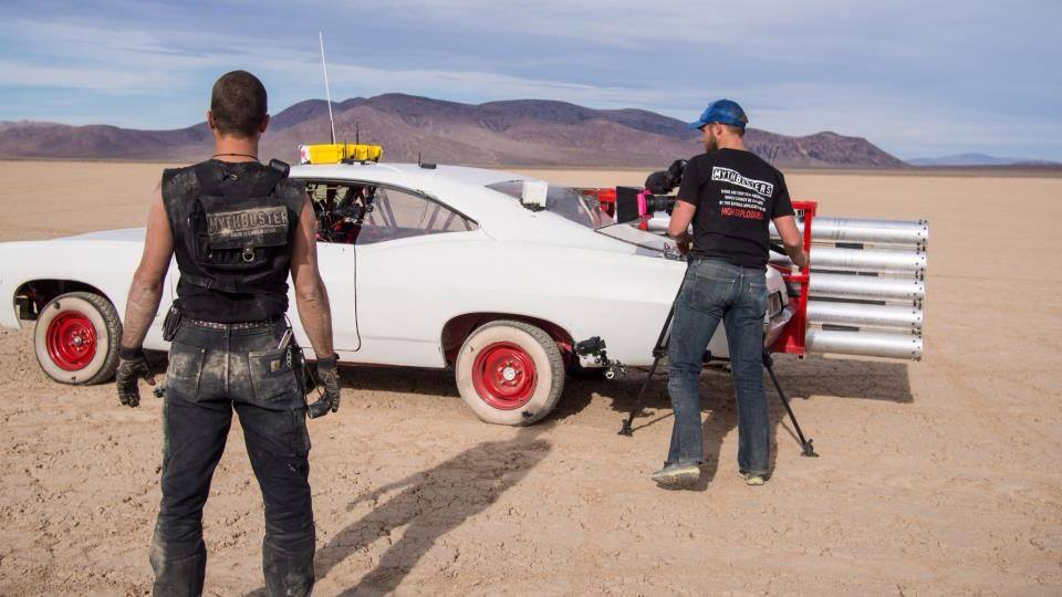 JATO ROCKET CAR 3