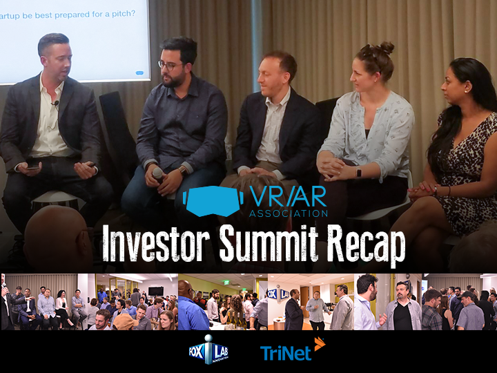 Investor Summit Recap