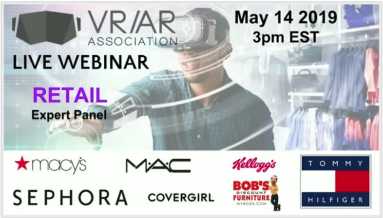 Webinars — VR/AR Association - The VRARA