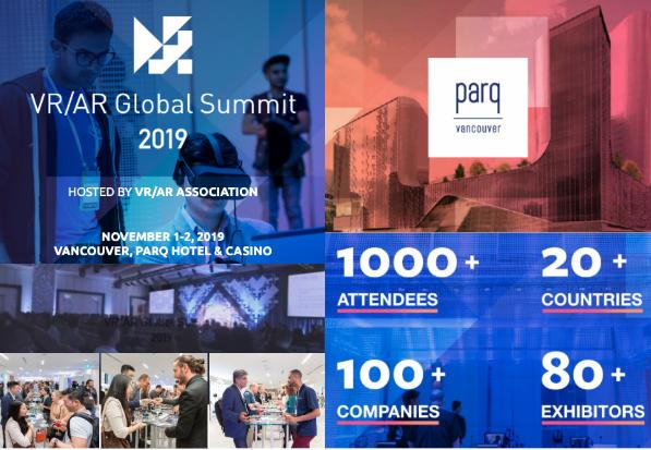 VR/AR Global Summit - About — VR/AR Association - The VRARA