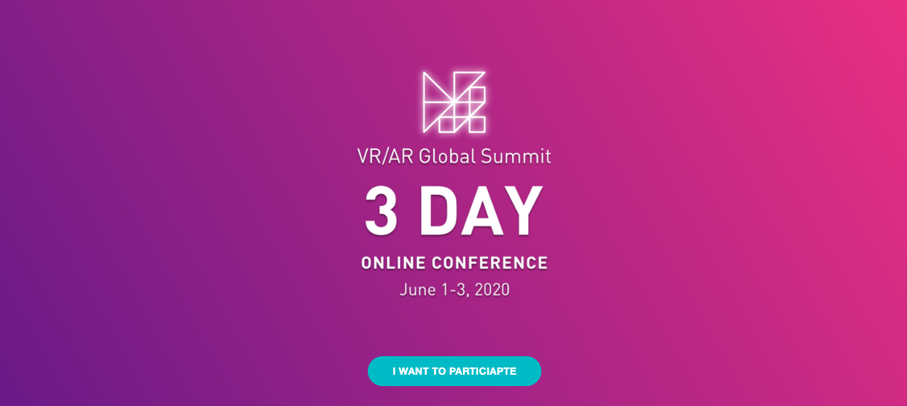 VR/AR Global Summit Online