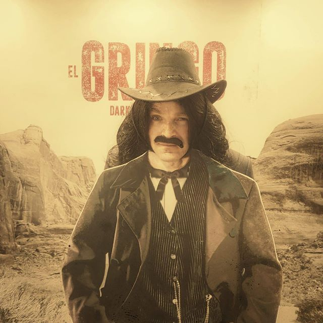 El Gringo- coming soon....