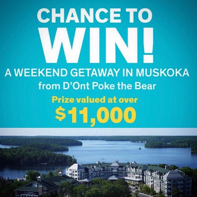 💥AMAZING CONTEST ALERT💥Link in bio☝️ With our friends at the @lcbo we want to give you a chance to win an exclusive weekend getaway in the heart of Muskoka for you and five of your friends!  This is a prize valued at over +$11,000.00!! Send this to 5 people who you think deserve to win this super prize....(maybe they will take you with them...😉) IN ORDER TO BE ENTERED — please go to the link in my bio which will take you to the LCBO homepage to find out more details!  Please help us in our mission to raise +1M towards bullying prevention initiatives in Canada 🇨🇦! #dontpokethebear #dontpokebears #friendsfirst #contestalert #muskokaliving #muskoka #candiansummer #ontario #canada #canadian #customerlove #craftcider #redwine #whitewine #truckerhat #buffalocheck #canadiansummer #muskokasummer #muskokaloving