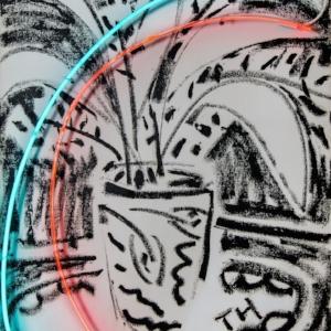 Thursh Holmes for Art Gems '17 (Detail)
