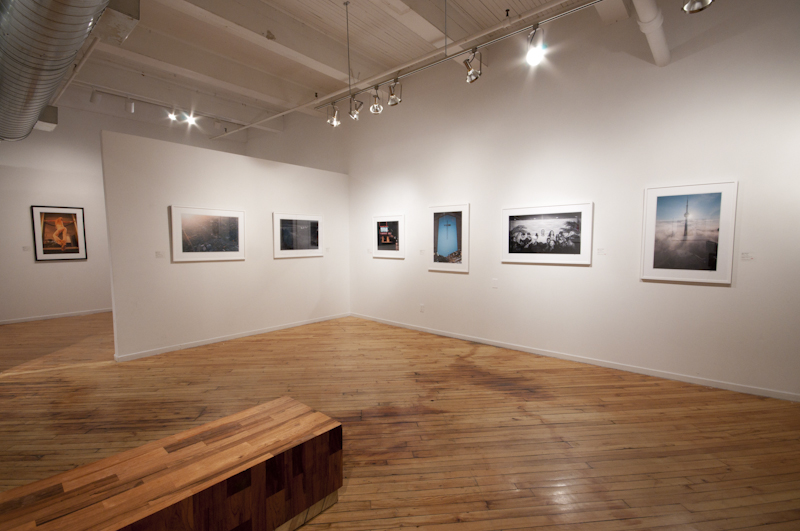 Installation View, This City II, 2017 © Christine McLean