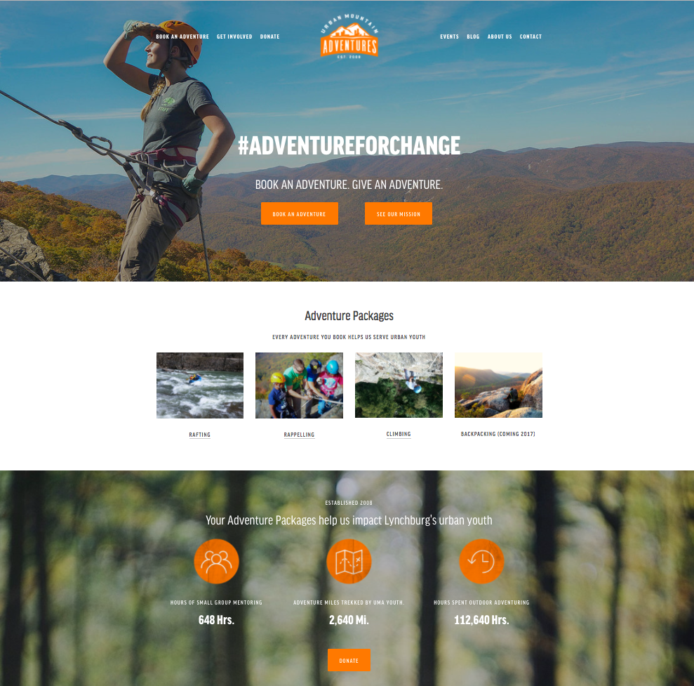 Homepage (After)