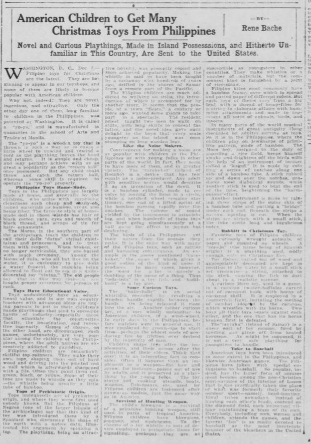 El Paso Herald December 1916
