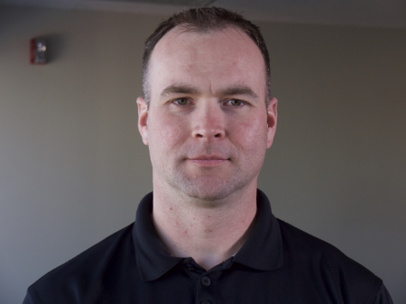 Troy Gilmore, lead site and threat assessment analyst