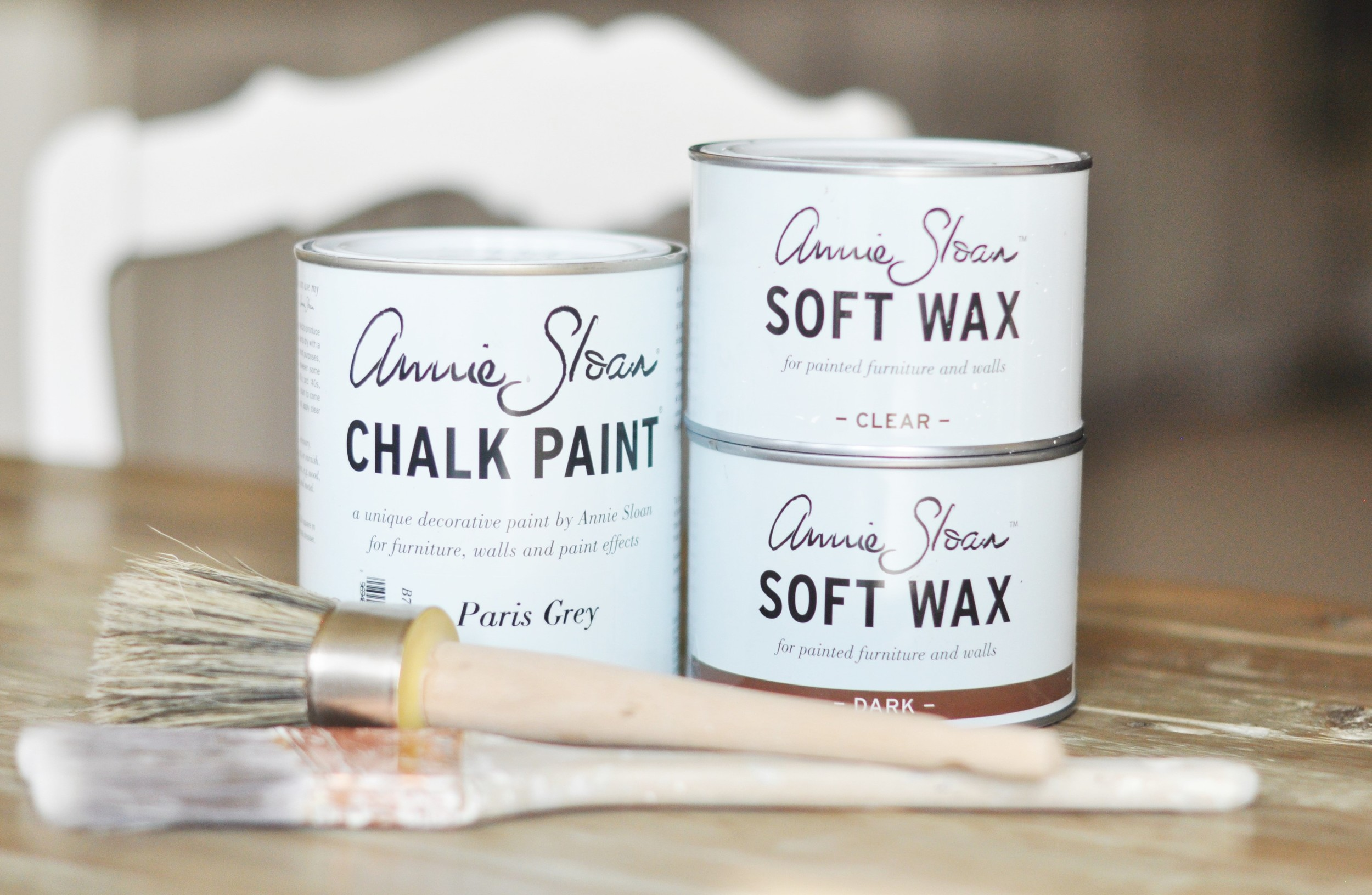 Chalk Painting 101 — The Grace House