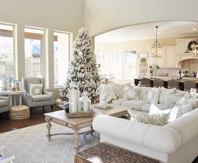 If you're anything like me, the living room that you spent so much time making look perfect no longer looks that way.  That's a sign of a good Christmas.  I hope your day was magical!  Merry Christmas, friends!