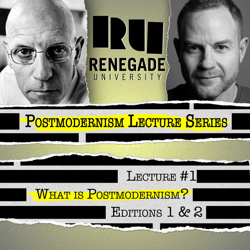 What is Postmodernism? (Video Lectures - 6 hours) - with Thaddeus Russell$19Course Description