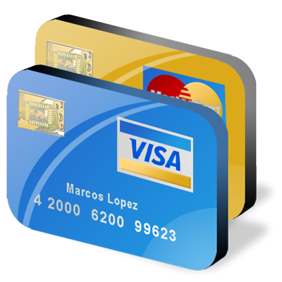Support via Credit Card -