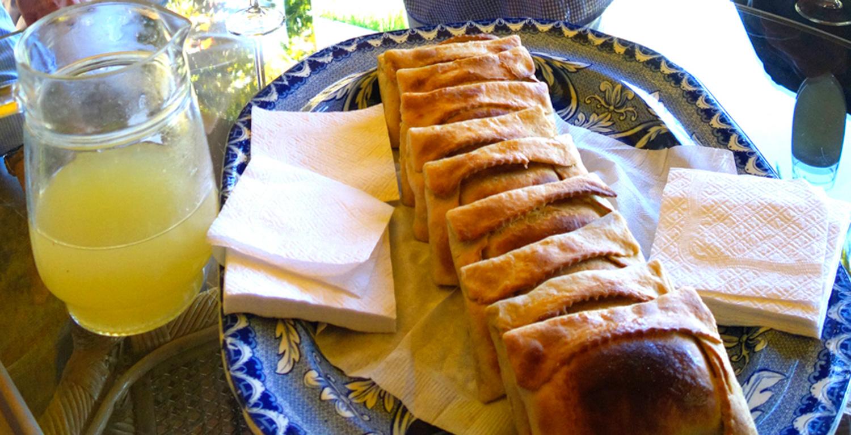 Handmade empanadas