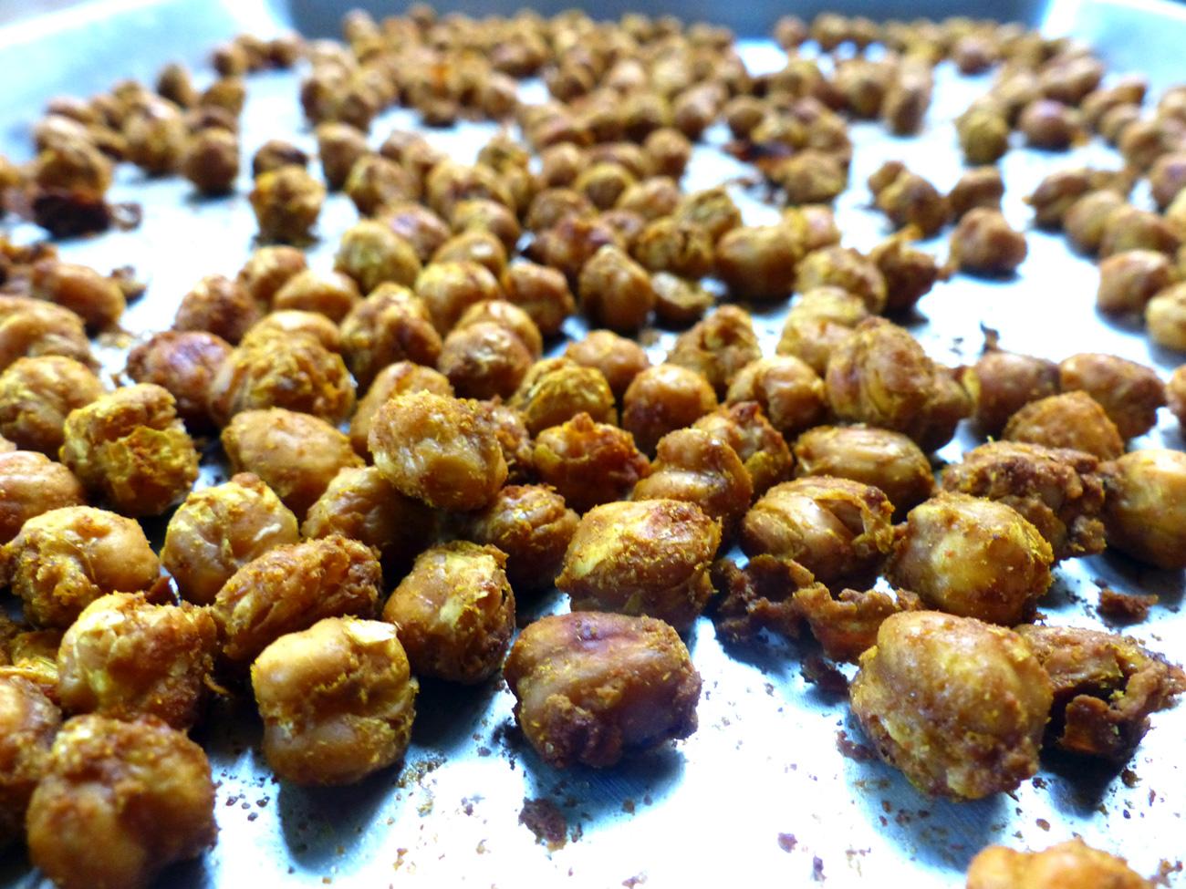 Crispy, fiery nuggets of crunch heaven