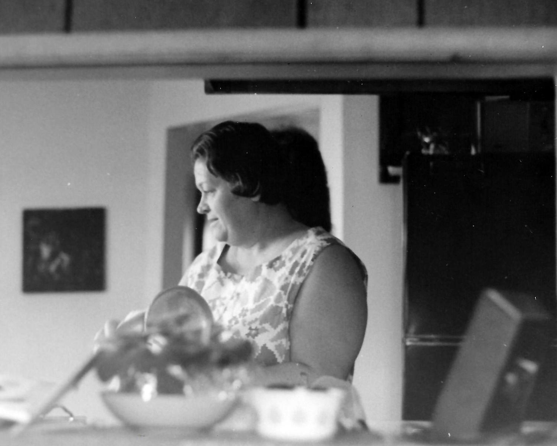 My great Aunt Ann  Photo credit: Paul Majewski