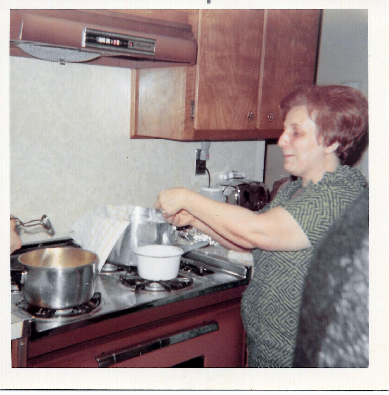 My Grandmother  Photo credit: Paul Majewski