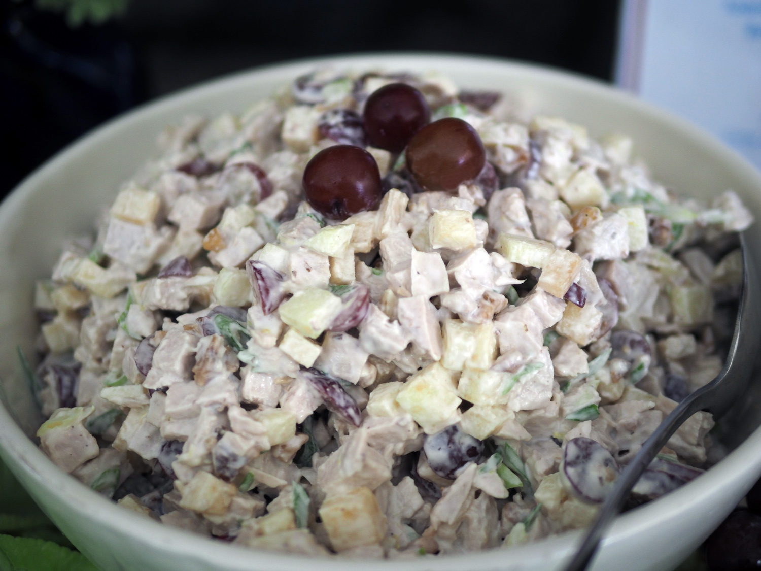 Chicken Salad lighter