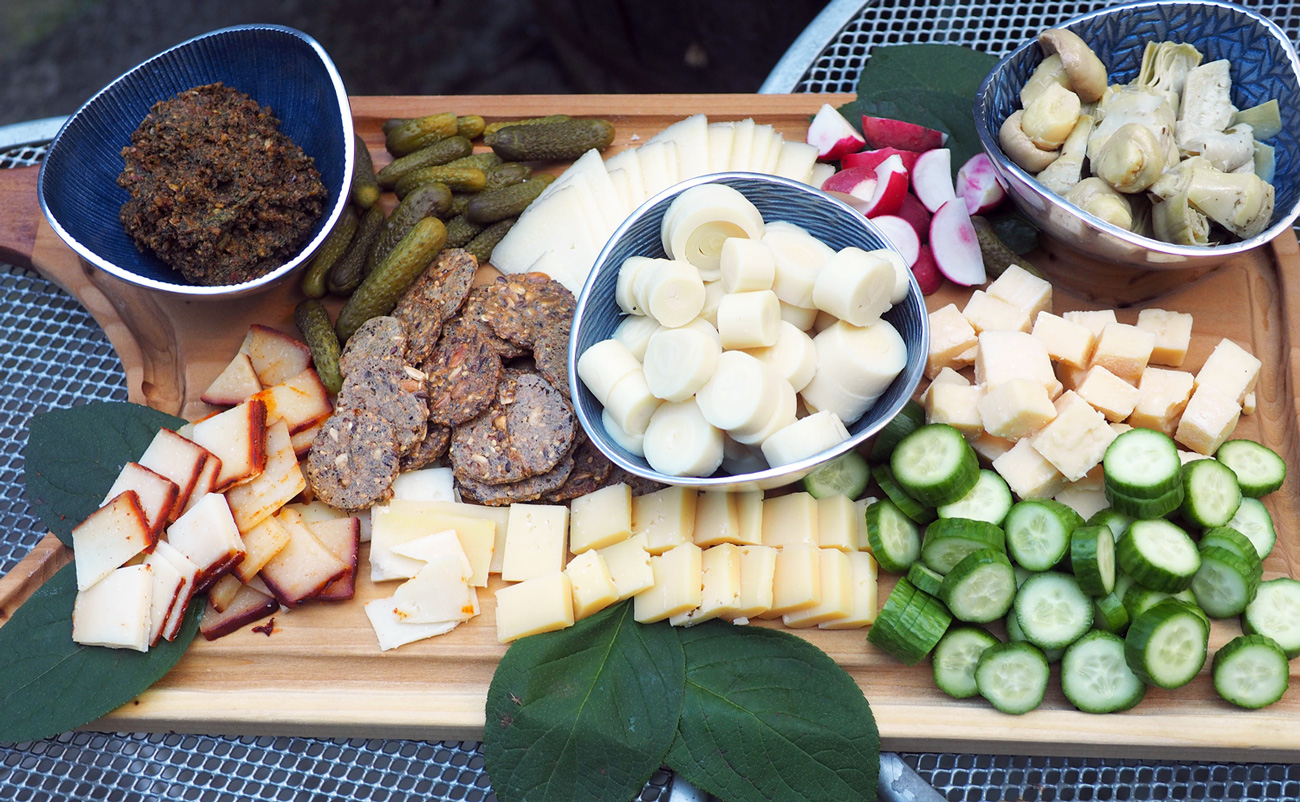 Cheeses from Spain found at Despaña:   Majorero Pimenton  ,   Zamorano  ,   Mahon Curado