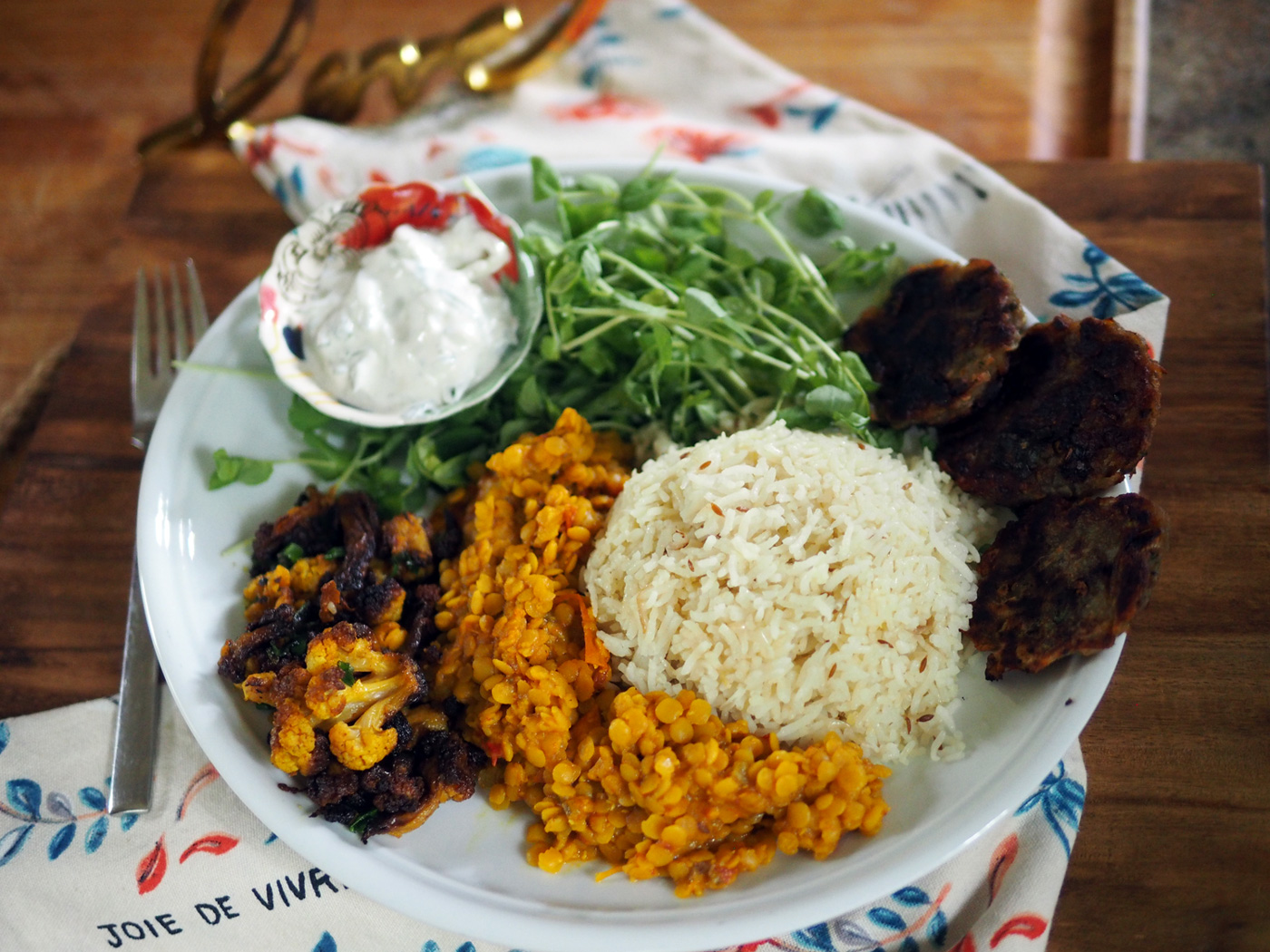 Indian Style Rice recipe